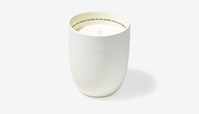 AESOP aromatic candle
