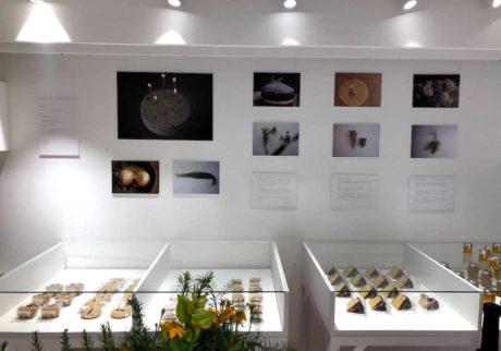 「長田佳子の季節のハーブを愉しむお菓子」のイベントを セレクトショップ、「OCAILLE」で開催。