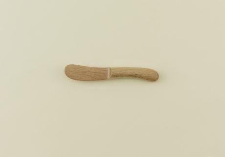 骨董王子・郷古隆洋の日用品案内。〈クラフトハウスYASMA〉のバターナイフ