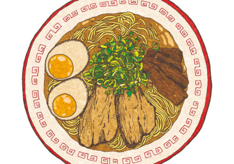 今日1日を、このイラストと。森﨑 雄太 vol.10