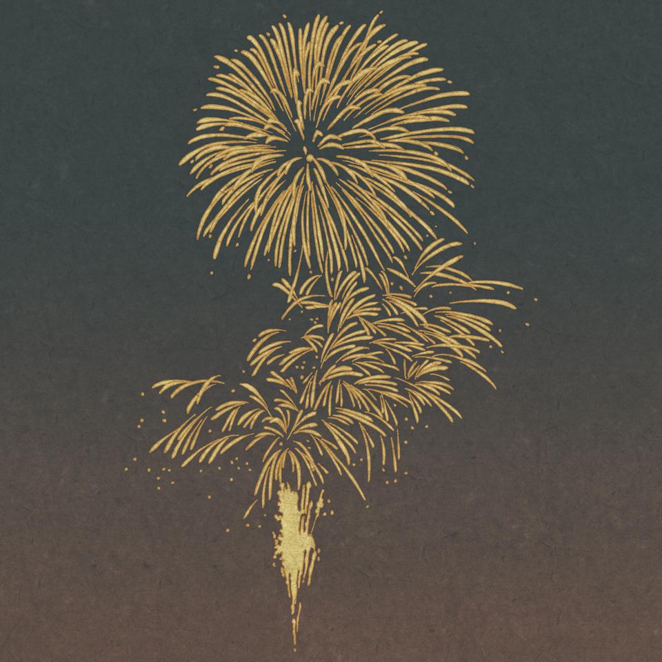 花火 | fireworks