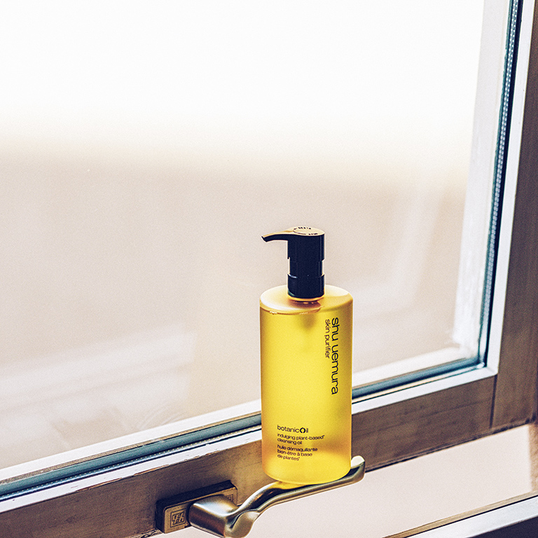 shu uemura   botanic oil beyond cleansing