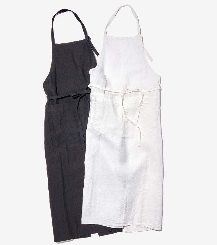 UTO × PHLANNÈL linen apron