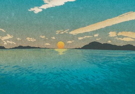 今日1日を、このイラストと。森﨑 雄太 vol.31