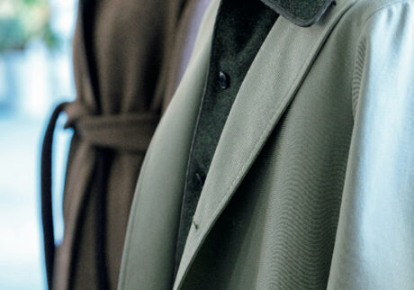 尊重し合うものづくりから生まれる、〈LOEFF〉の機能美を備えた日常着。