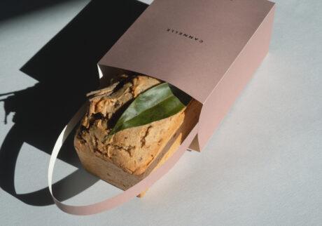 長田佳子の季節のハーブを愉しむお菓子。ライ麦のパン・デピス