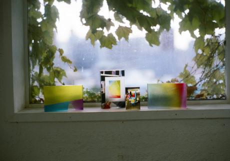 松本直也さんの写真展「transform」が開催。