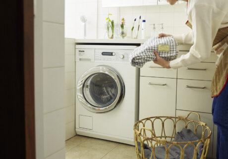 Life with Miele 〈Miele〉で叶える、ケアする洗濯。