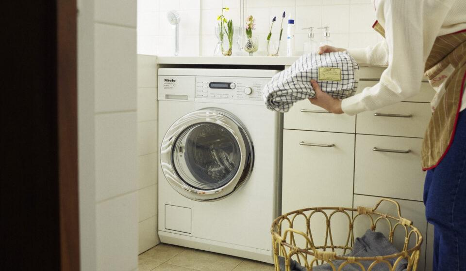 〈Miele〉で叶える、ケアする洗濯。