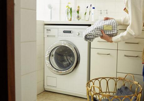 Life with Miele〈Miele〉で叶える、ケアする洗濯。