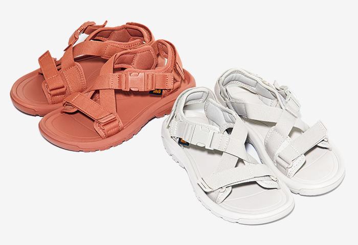 TEVA strap sandals