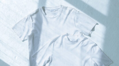 & Essential Things 〈サンスペル〉と〈MHL.〉のTシャツ