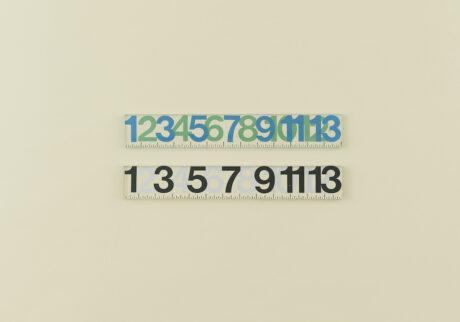 骨董王子・郷古隆洋の日用品案内。〈ジョージ・ネルソン・アンド・アソシエイツ〉の定規