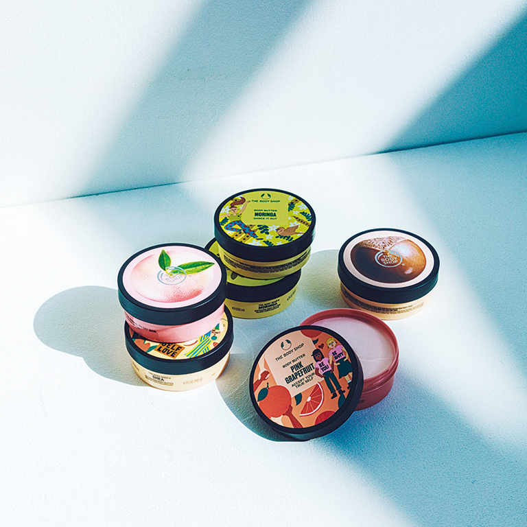 THE BODY SHOP | BODY BUTTER