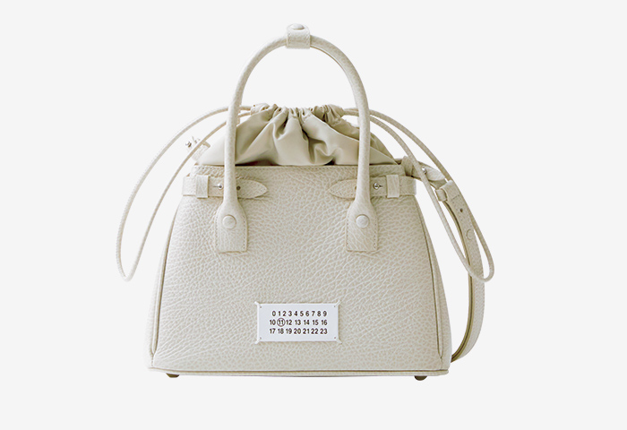 MAISON  MARGIELA  leather bag