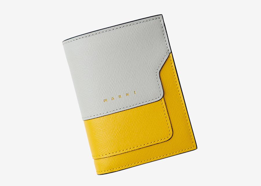 MARNI folded wallet