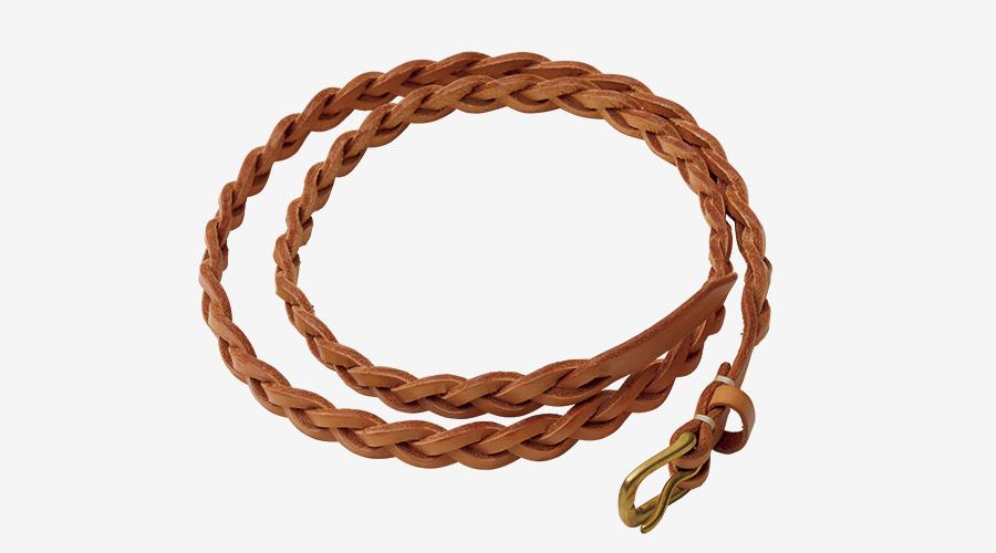 ABOKIKA braided belt