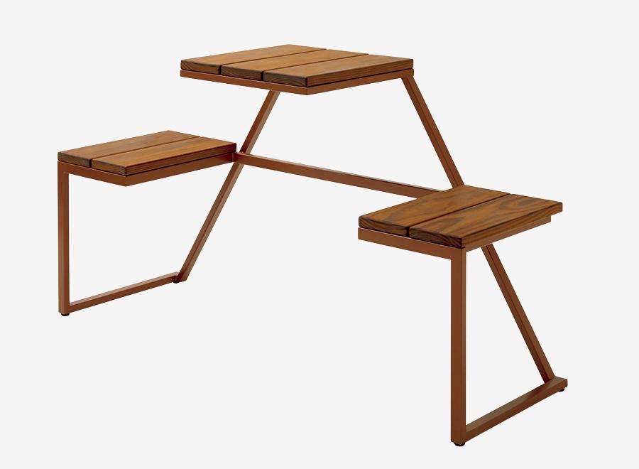 HIGHCOLLAR terrace table