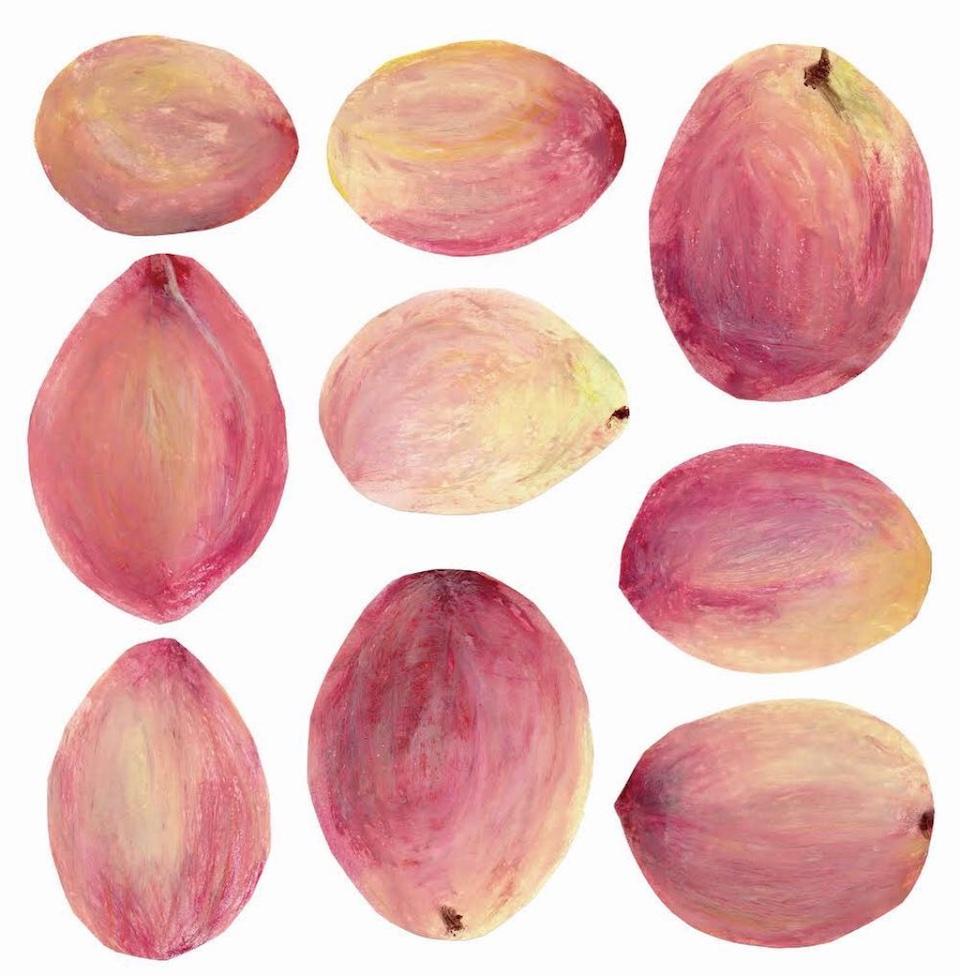 french peach
