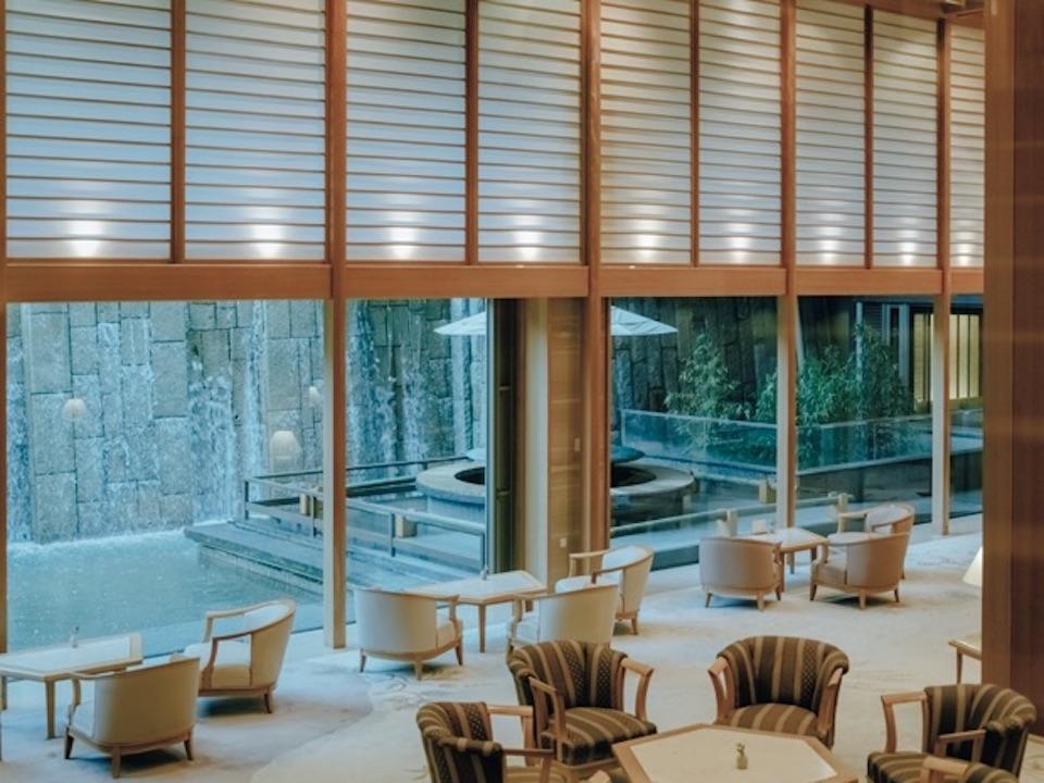 昨年60周年を迎えた老舗旅館『大谷山荘』(長門市湯本温泉2208)。