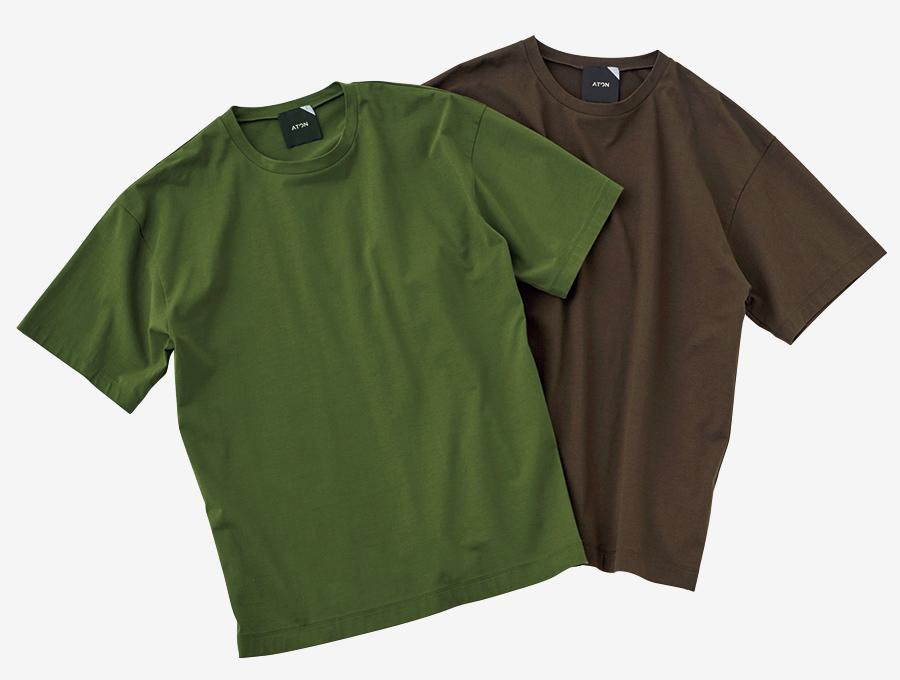 ATON cotton t-shirt