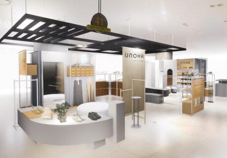 UNOHA Hankyu Umeda POPUP Store