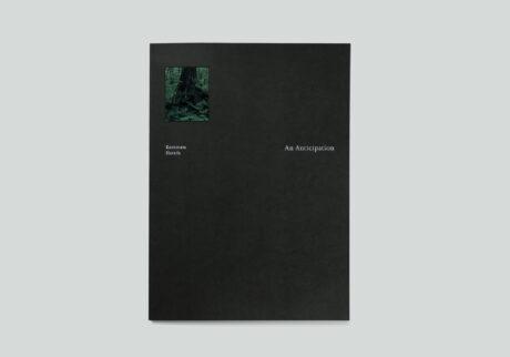 『An Anticipation』(applause) サイズ: B5版変形(25×18.2cm) ページ:80p 印刷: 山田写真製版所 仕様: 並製本(無線綴)500部 ¥3,850 その他ポスター全8種類(¥1,650)と、ポスター全種と写真集がセットになった特装版(A3紙箱付き)も限定50セットで販売。