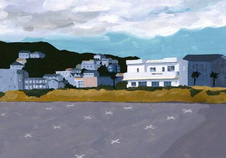 seaside parking