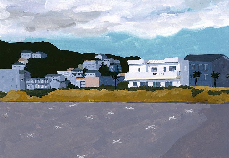 10 seaside parking