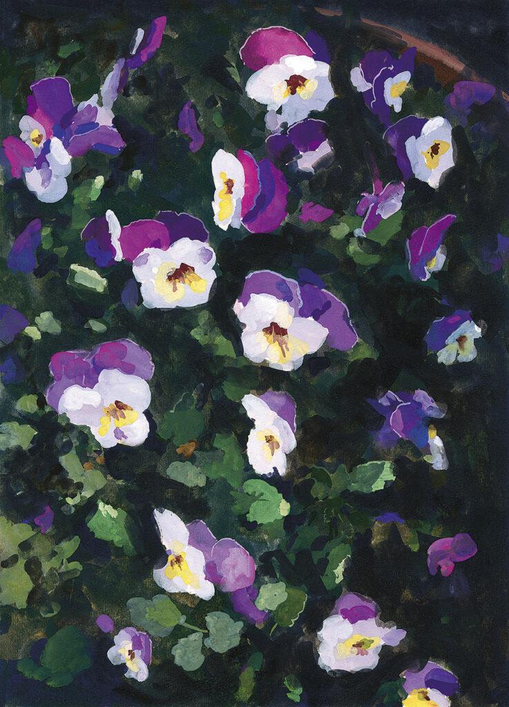 12 flower