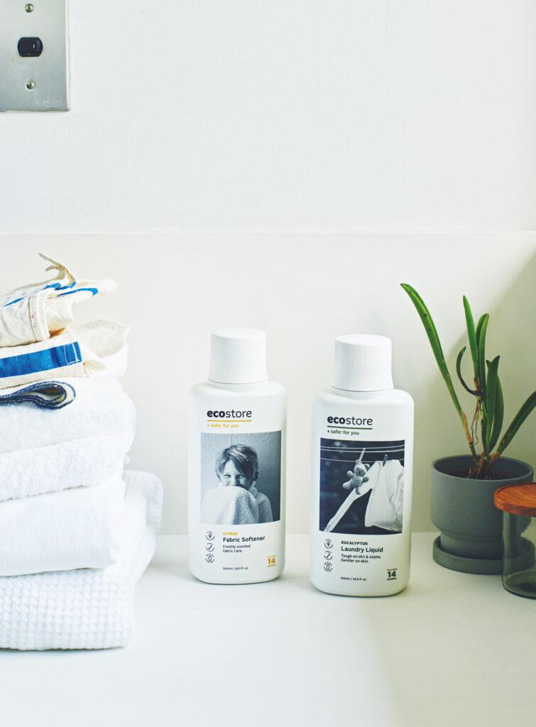 Laundry Liquid & Fabric Softener ランドリーリキッド&ファブリックソフナー
