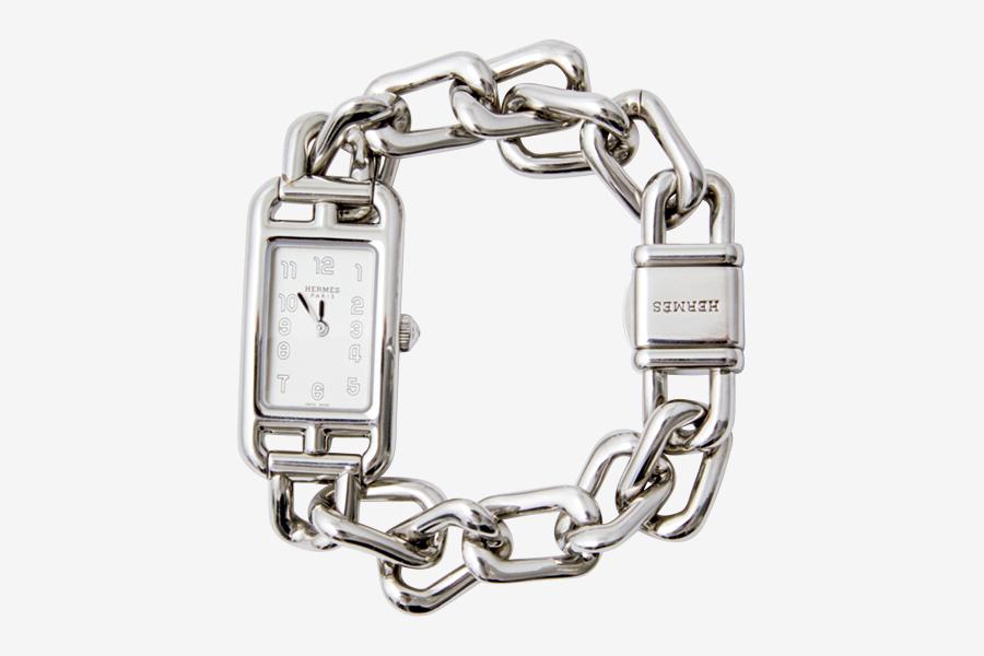 HERMÈS bracelet type watch