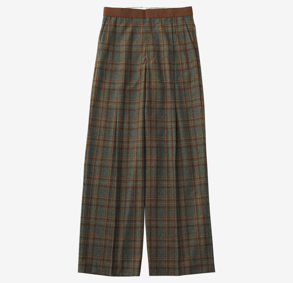 DRAWER wool pants
