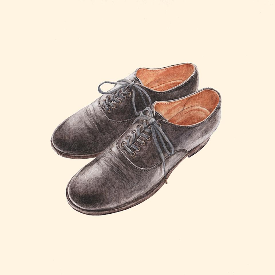 13 Blucher plain toe