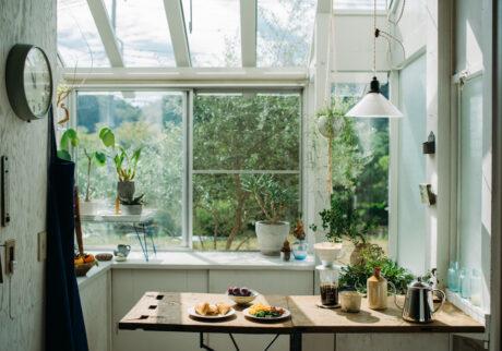 室内でも屋外でも、 自然を身近に。『REFACTORY antiques』店主・渡邉優太